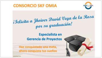 Felicitaciones Graduación