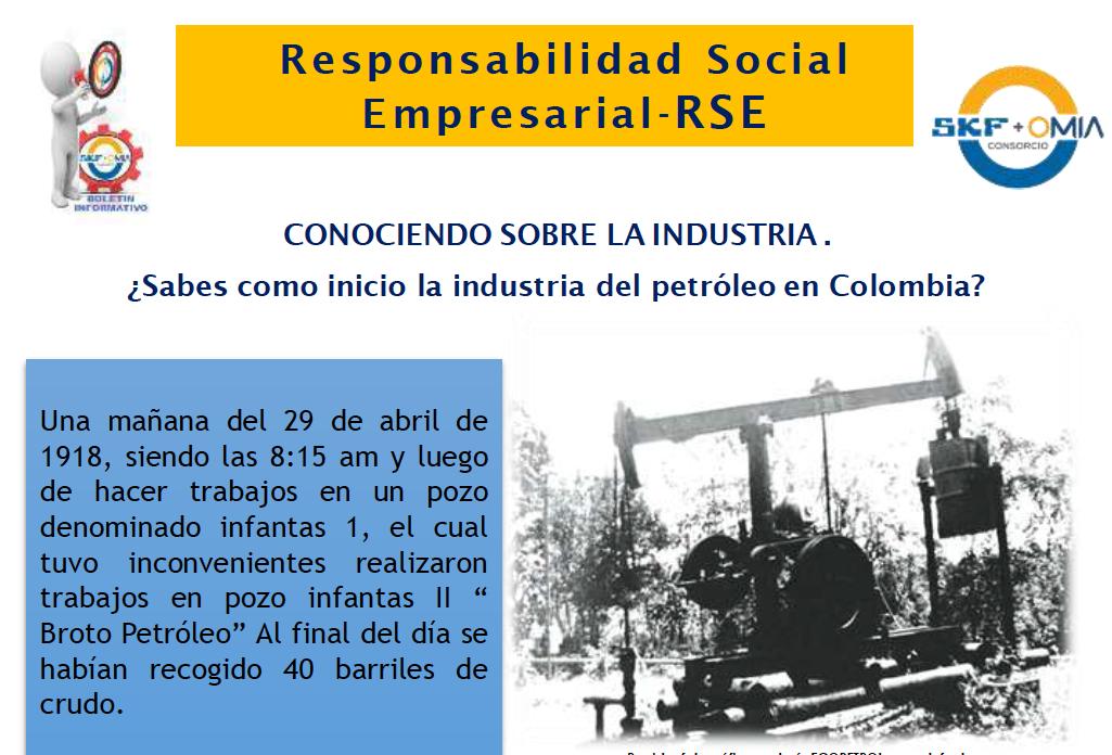 Conociendo sobre la Industria – RSE