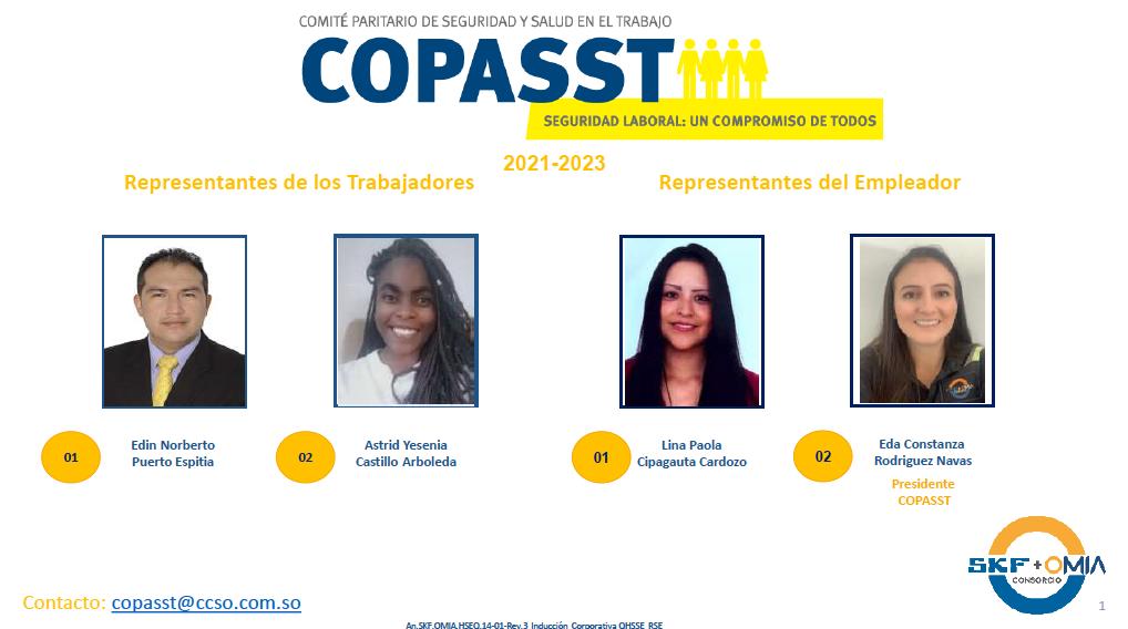 COPASST 2021-2023 – CCSO