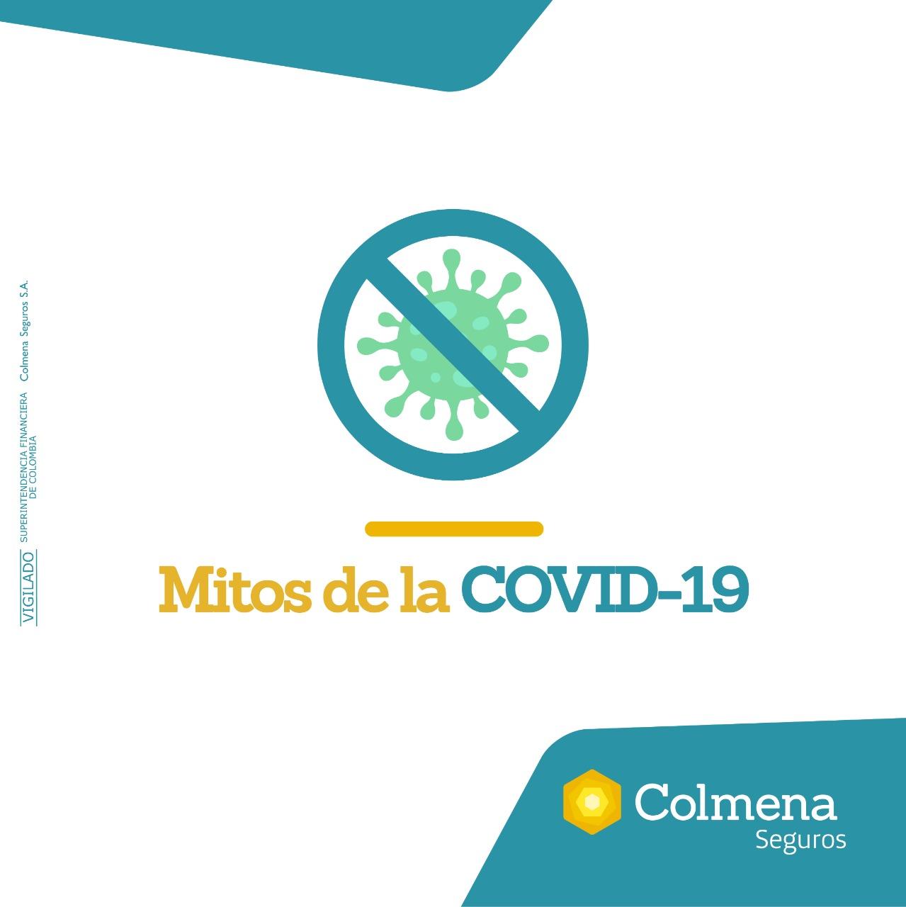 Mitos de la Covid 19