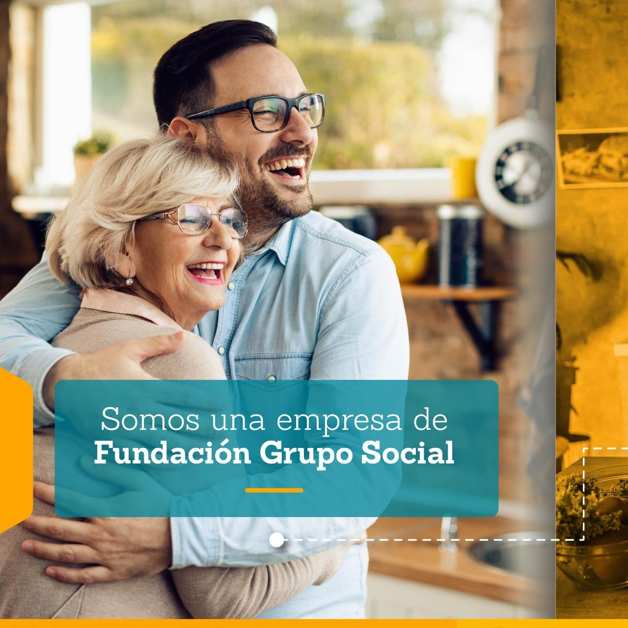 Somos una empresa de Fundación Grupo Social