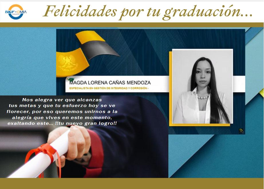 Felicidades por tu Graduación