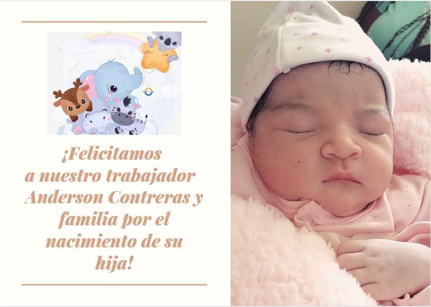 Felicitaciones Nacimiento